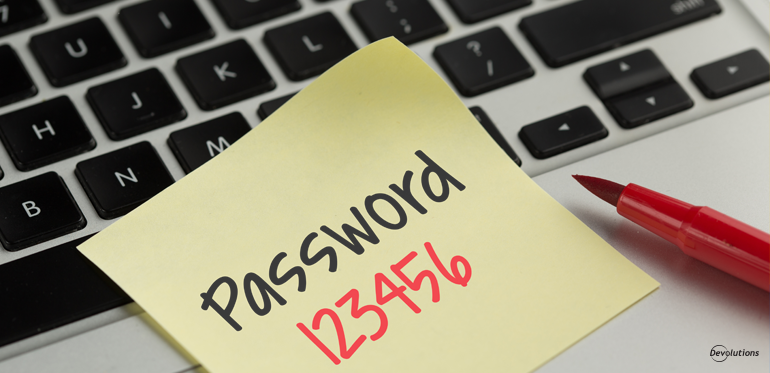 Password Best Practices Using Remote Desktop Manager