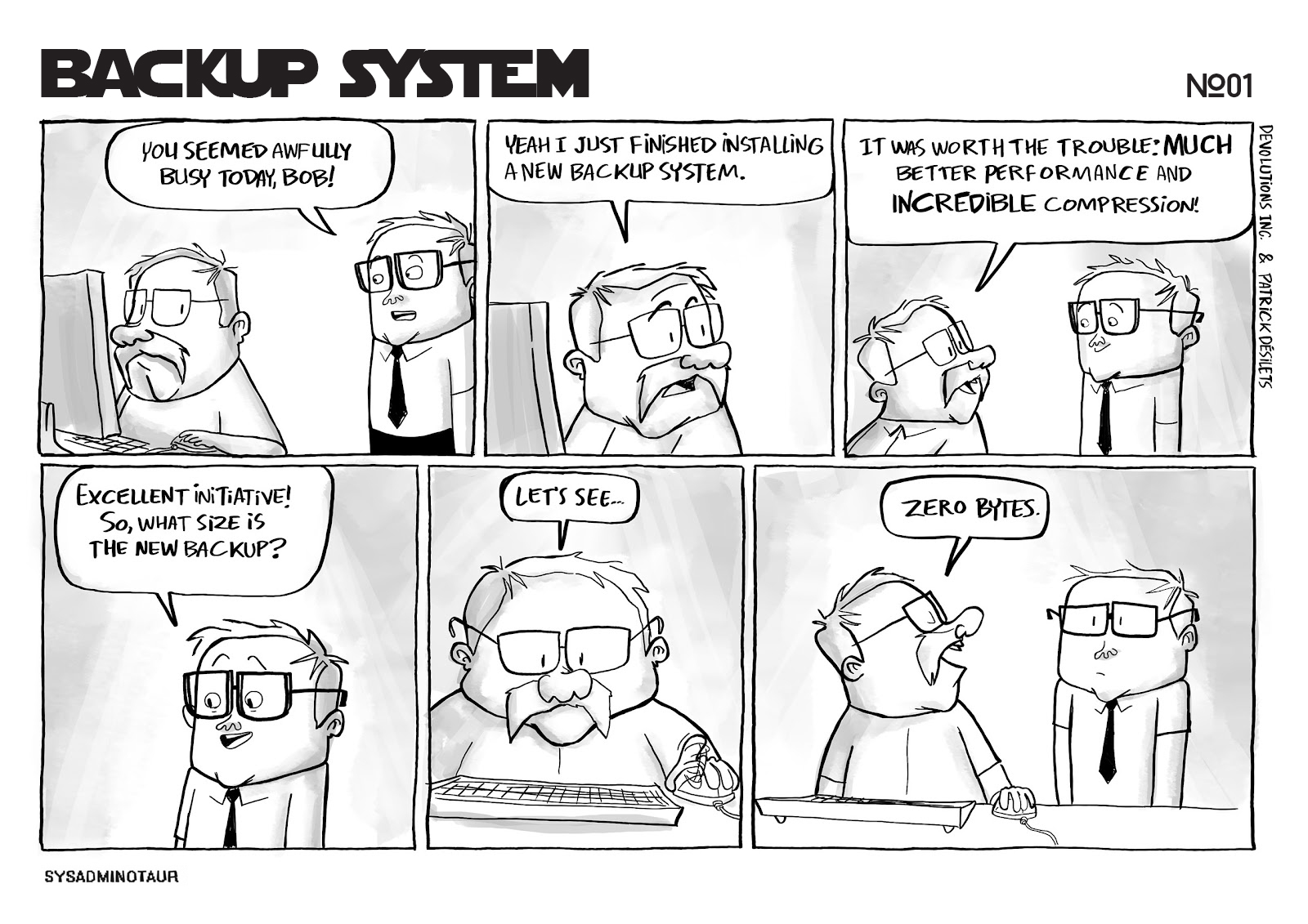 sysadminotaur-001-backup-system