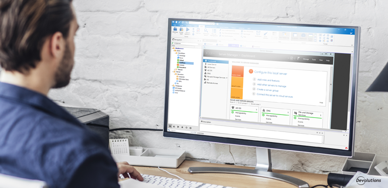5 features need to invest Remote Desktop Manager