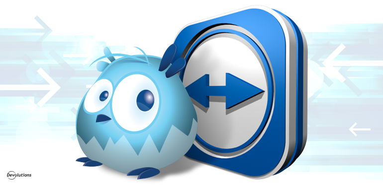 Wayk Now vs  TeamViewer - The Devolutions Blog