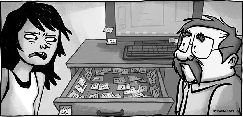 Sysadminotaur #71: Layered Security (Part 2)