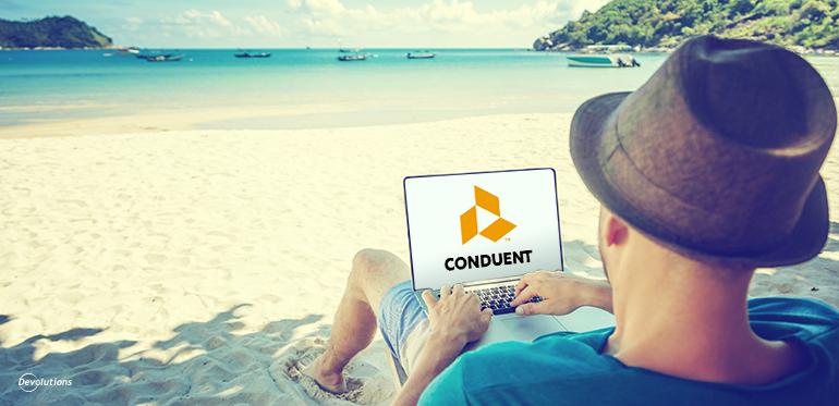 [Case Study] Client Snapshot: Conduent (Brian Krontz)