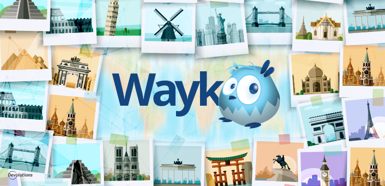 WaykNow Around The World