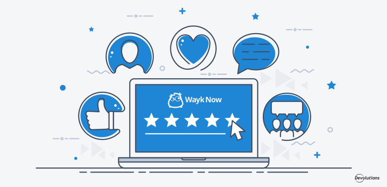 WaykNow Remote Support Users Reviews