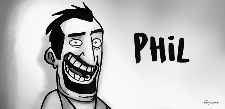 sysadminotaur bios phil