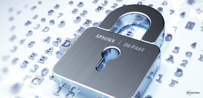 Sphinx DePake Security Explained Devolutions