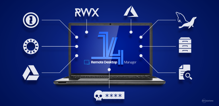 New Remote Desktop Manager 14 Features