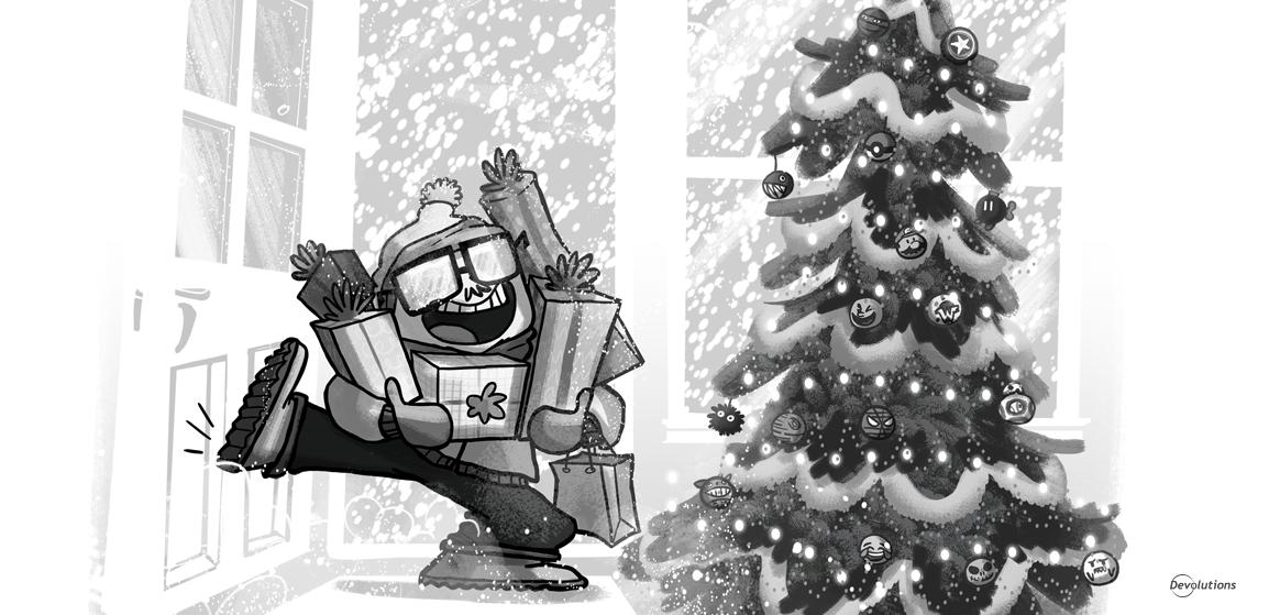 Happy Holidays Devolutions