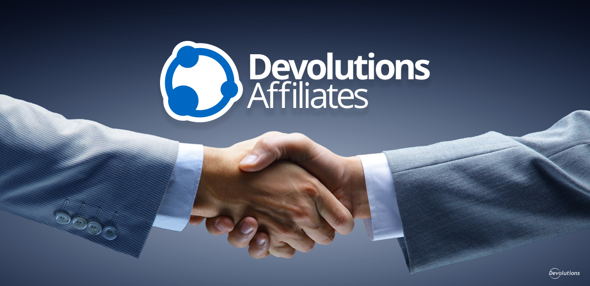 Join the Devolutions Affiliates Program