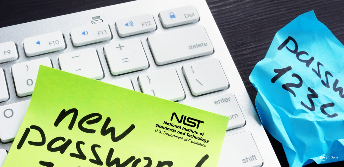 NIST Advise Against Regularly Changing Passwords