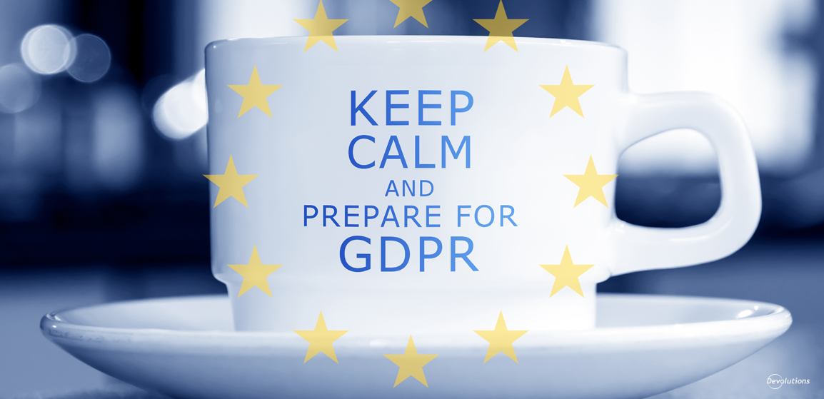 The Basics of GDPR