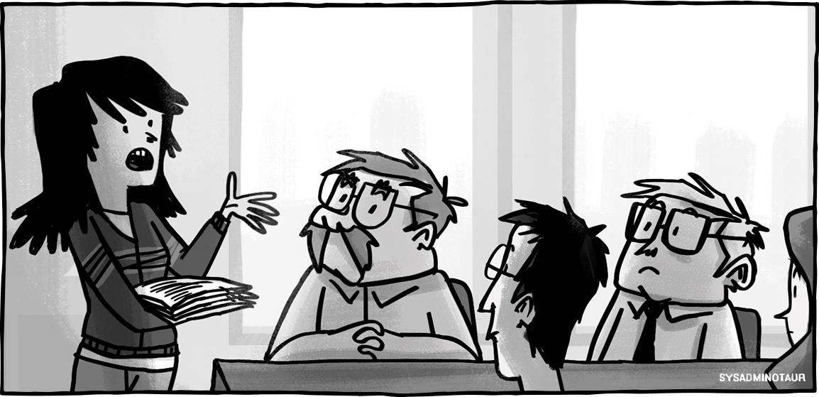 Sysadminotaur #82: Vulnerabilities