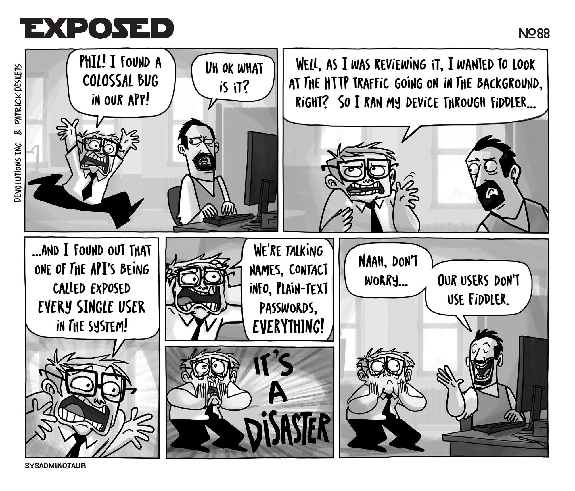 sysadminotaur-088-exposed