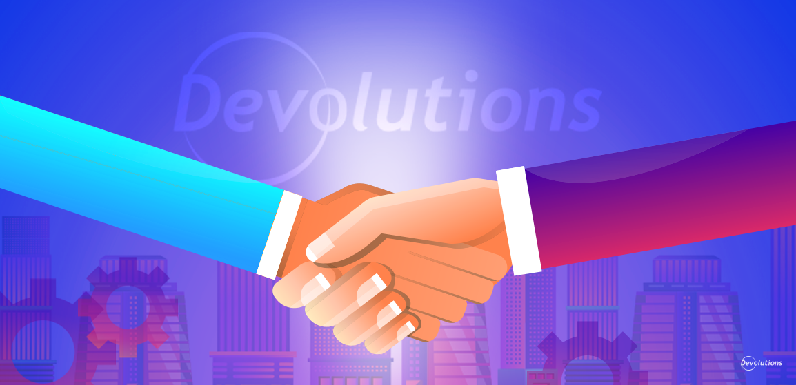 Let Devolutions Sponsor Your IT Event
