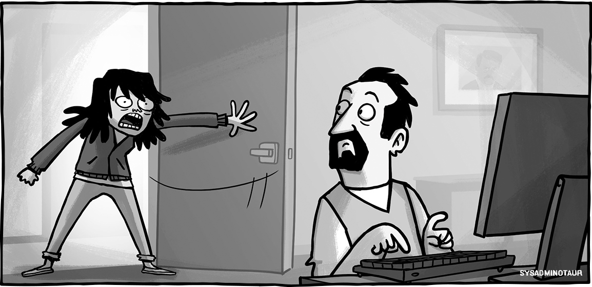 Sysadminotaur #91: Compromised