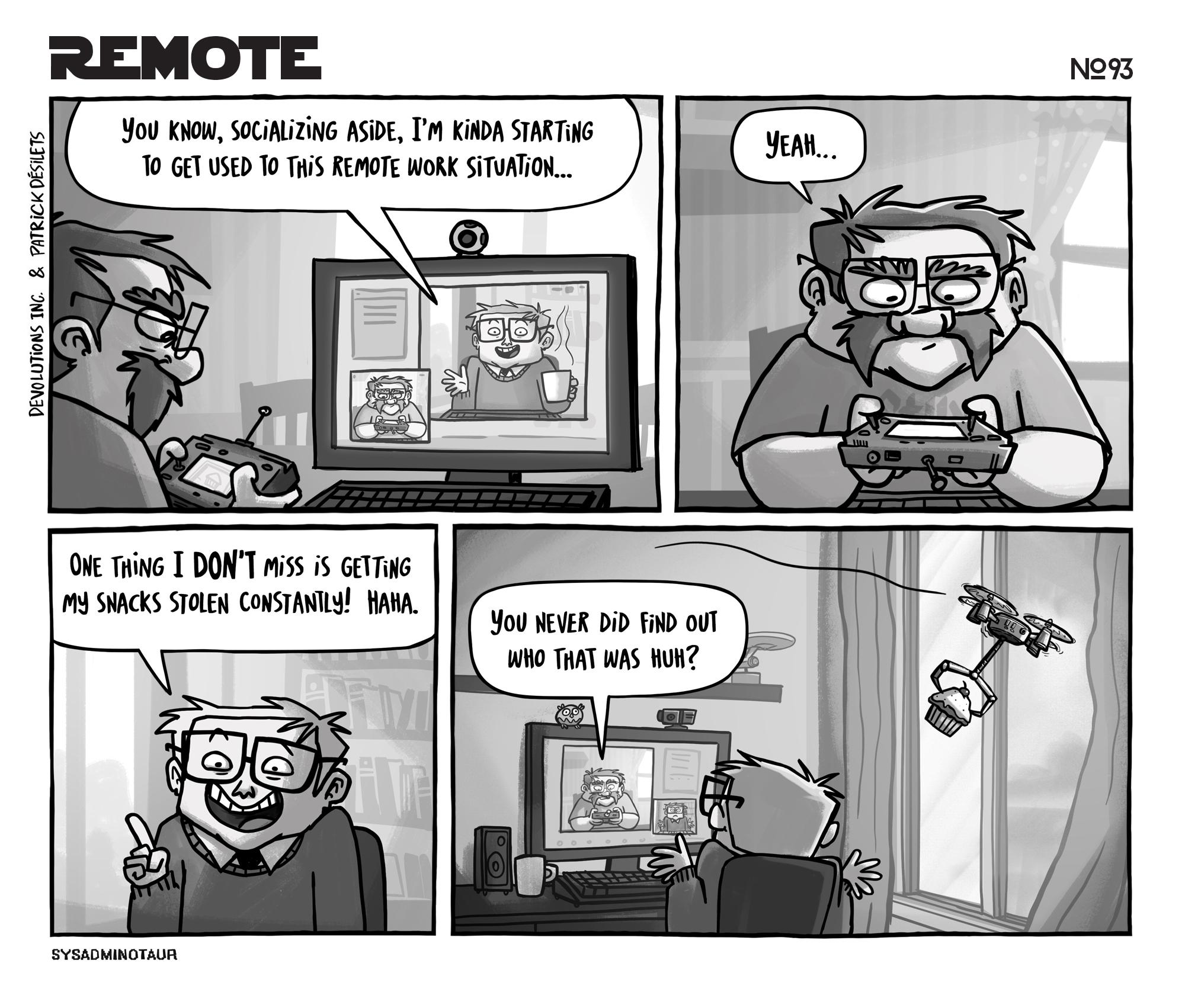 sysadminotaur-093-remote