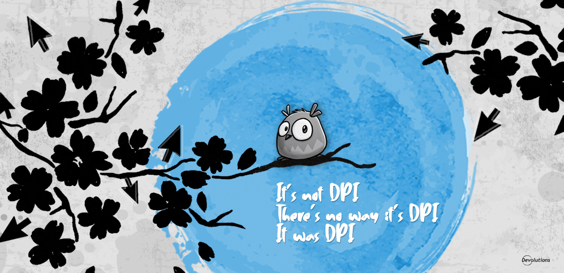 DPI is the New DNS: the Tale of the Wandering Cursor