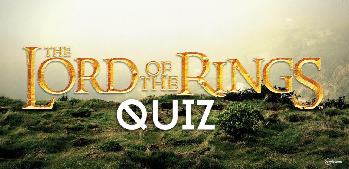 LordOfTheRing-quiz