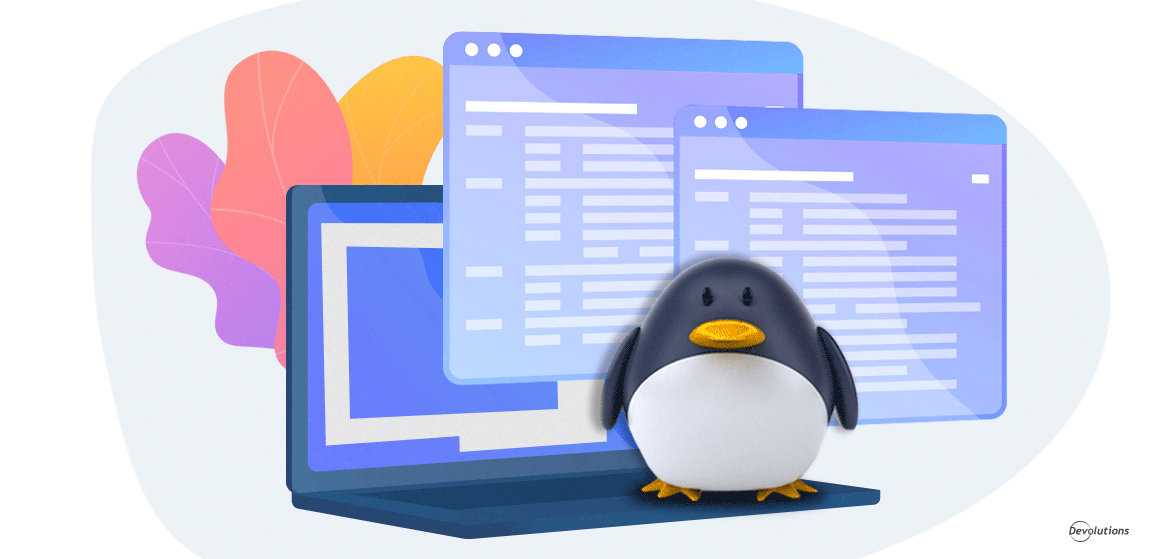 [New Feature Spotlight] Launching Embedded or Undocked Sessions in Remote Desktop Manager for Linux