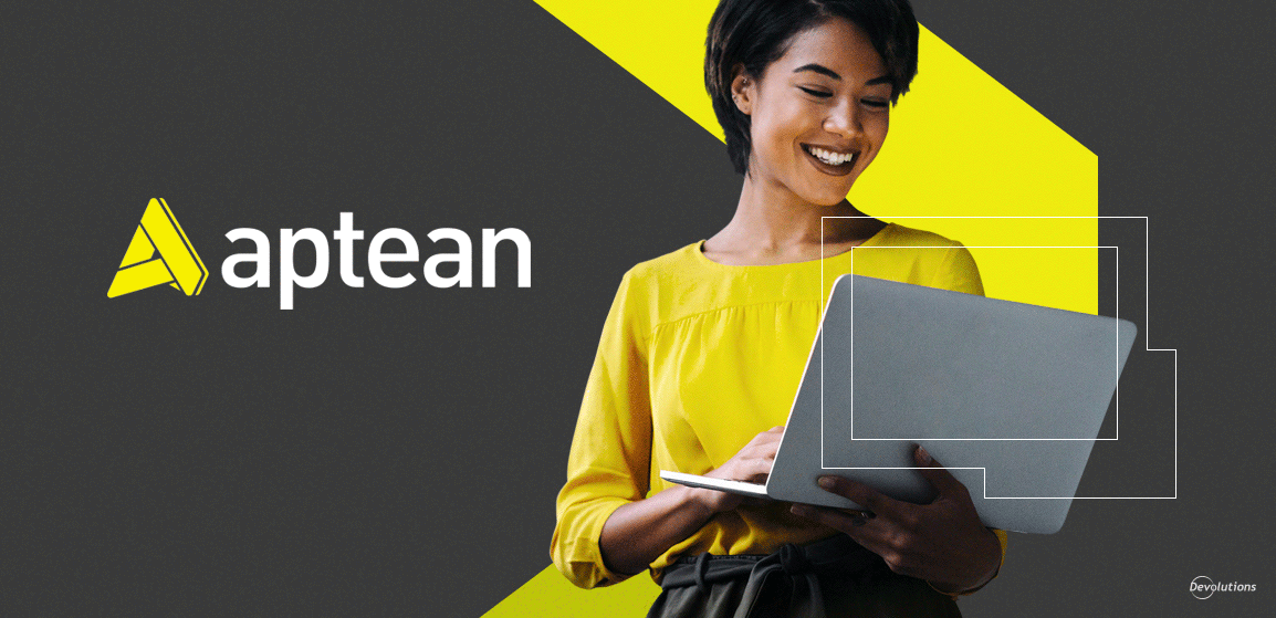 [Customer Story] Discover How Aptean Is Using Remote Desktop Manager to Streamline Administration, Strengthen Security, Increase Visibility & Enhance Efficiency