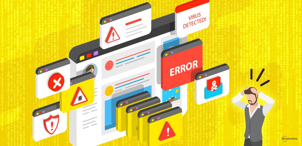 5 erreurs fréquentes des PME en matière de cybersécurité et comment les corriger
