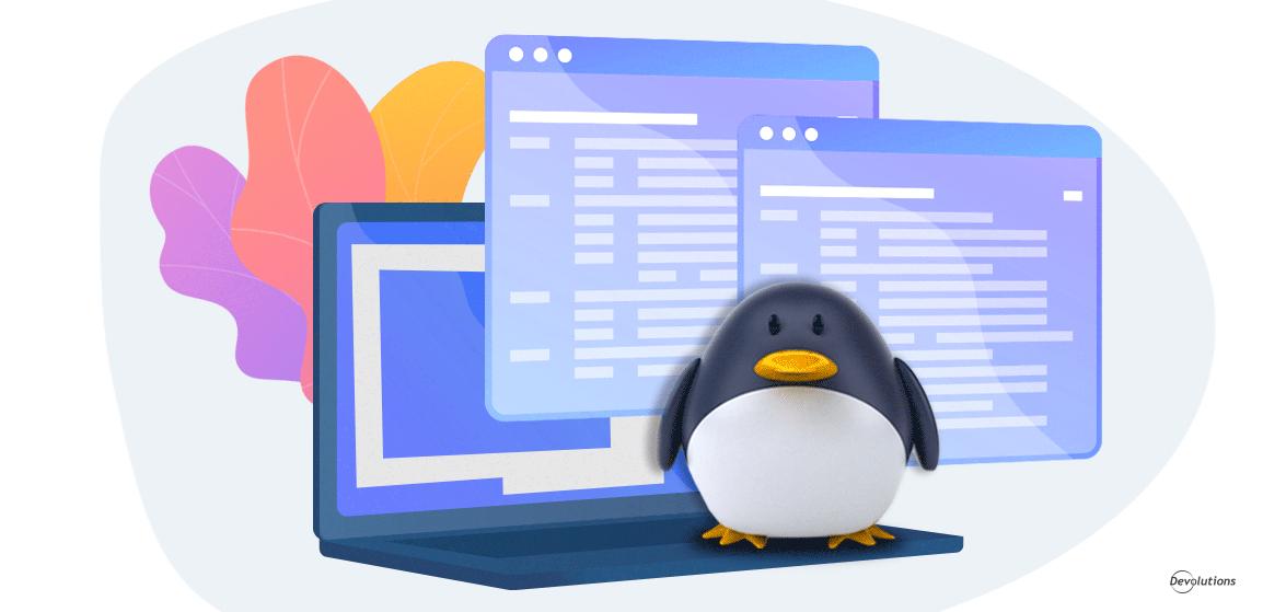 [Nouvelle fonctionnalité en vedette] Lancement de sessions intégrées ou désancrées dans Remote Desktop Manager pour Linux