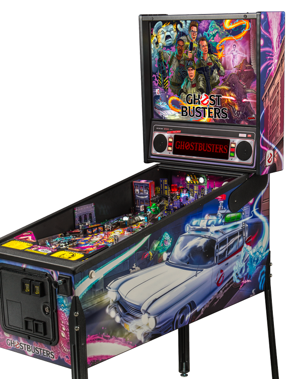 devolutions pinball ghost busters