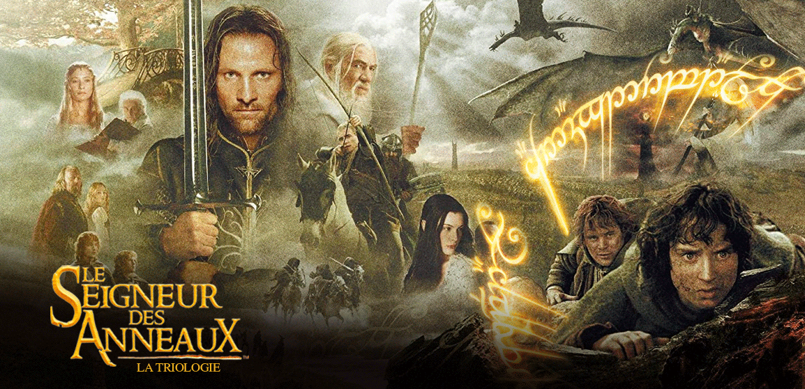 Voici 5 raisons pour lesquelles le Seigneur des anneaux est la meilleure franchise cinématographique de tous les temps