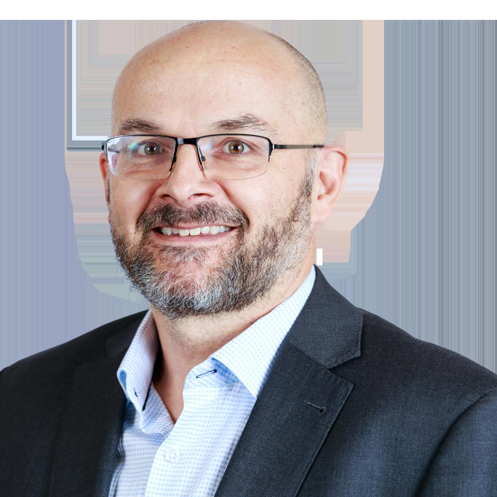 Maurice Côté - VP Business Solutions