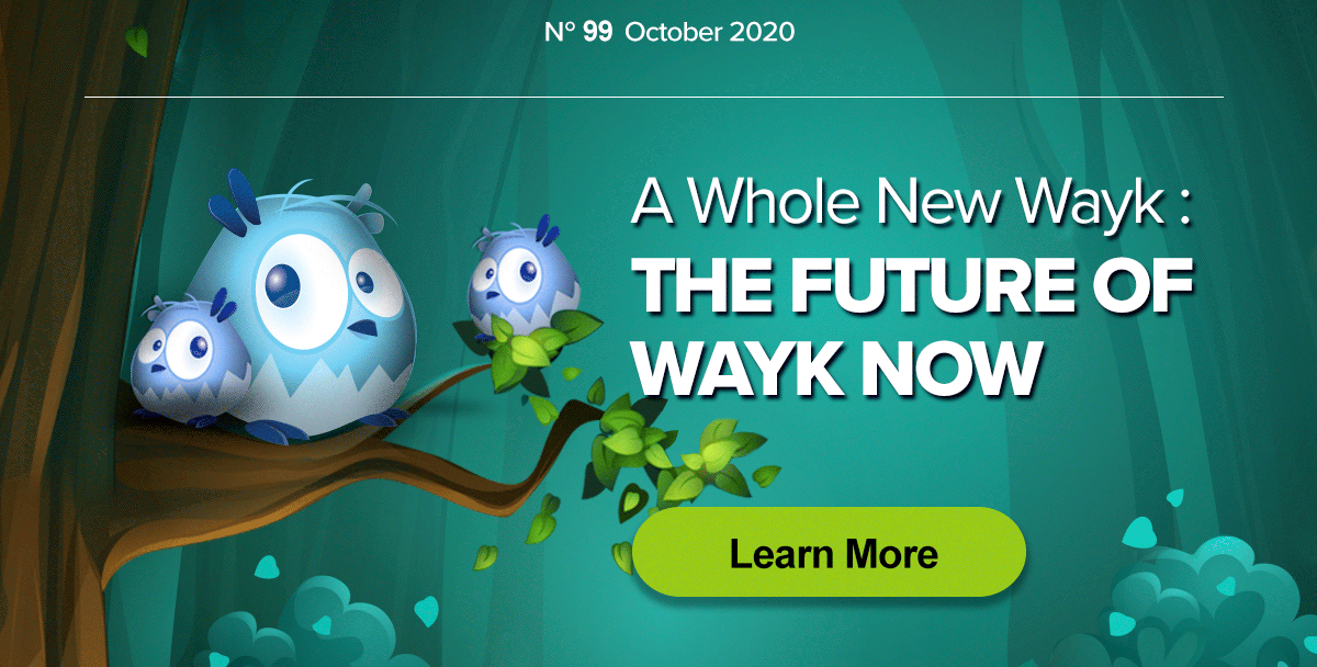 A Whole New Wayk: The Future of Wayk Now