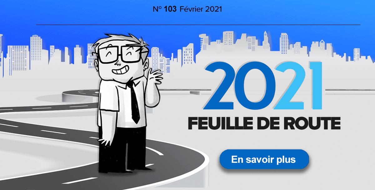 Feuille de route 2021 de Devolutions