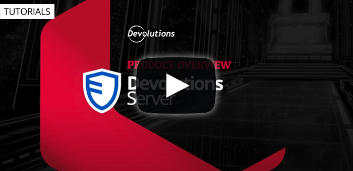Devolutions Server - A Privileged Access Management Solution for SMBs