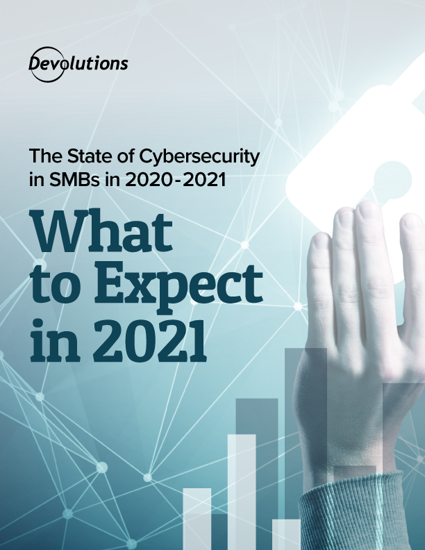 The State of Cybersecurity in SMBs in 2020-2021 - What to Expect in 2021