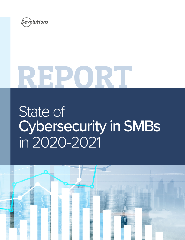 Report - State of Cybersecurity in SMBs in 2020-2021
