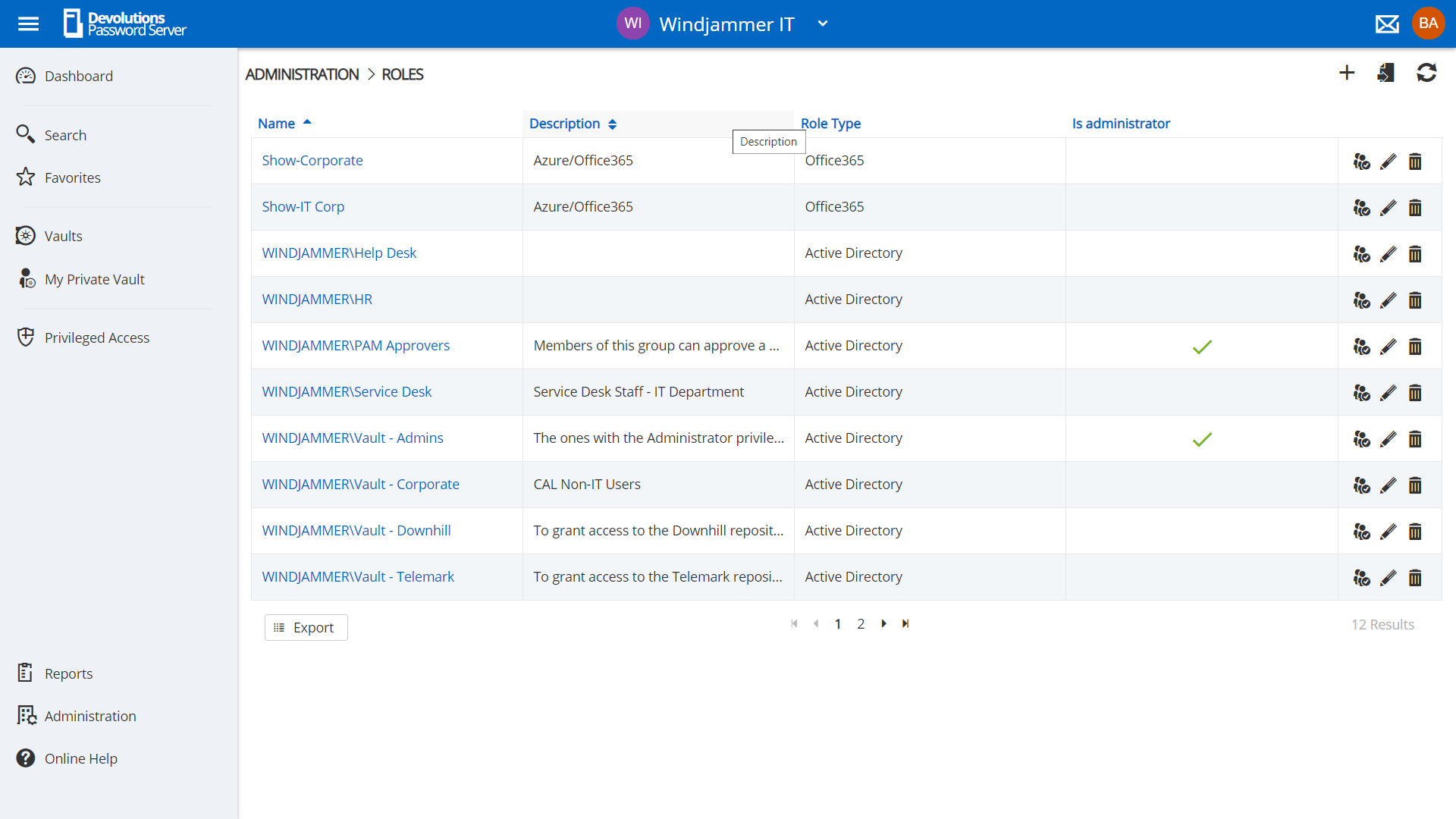 Active Directory und Office 365 Integration