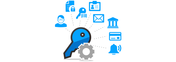 Integrierte Passwort Verwaltung