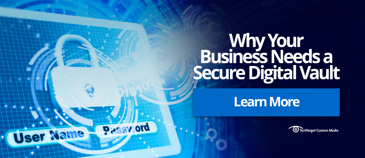 Why Your Business Needs a Secure Digital Vault