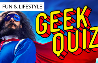 [Quiz] How Geeky Are You?