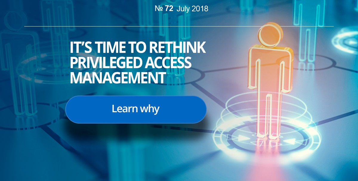 It,s time to rethink privileged access management