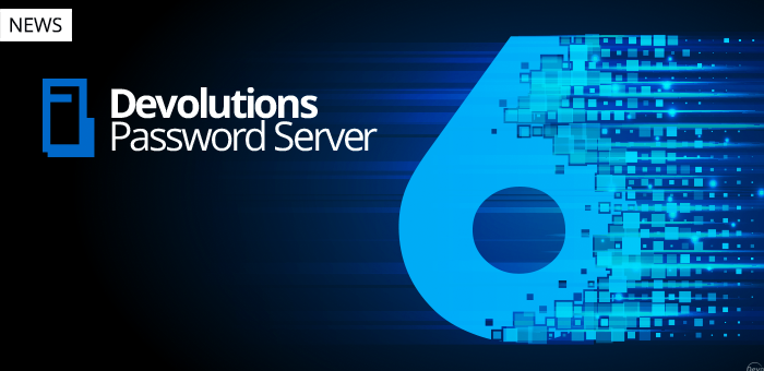 Devolutions Password Server 6.0