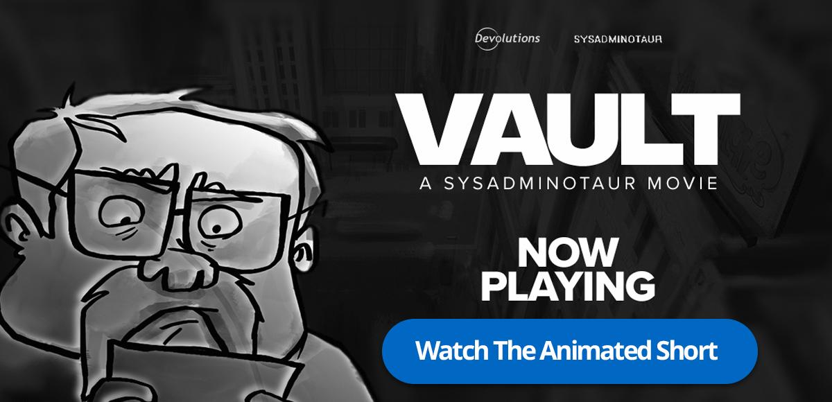 VAULT - An Animated Short