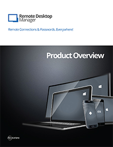 Remote Desktop Security & Password Management
