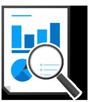 Umfassende und detaillierte Berichte