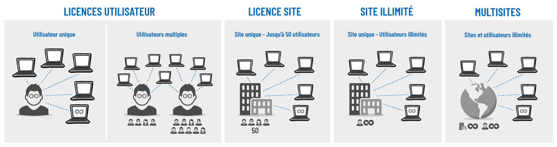 Type of Licensing