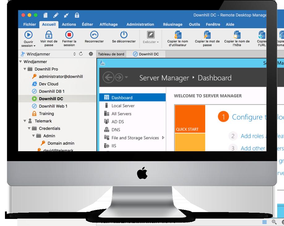 Remote Desktop Manager Mac Overview