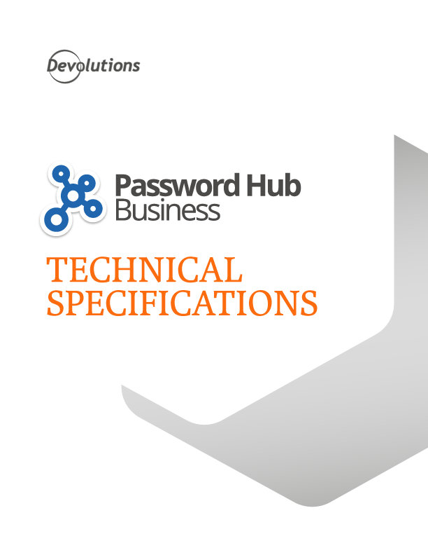 hub Technical Specifications