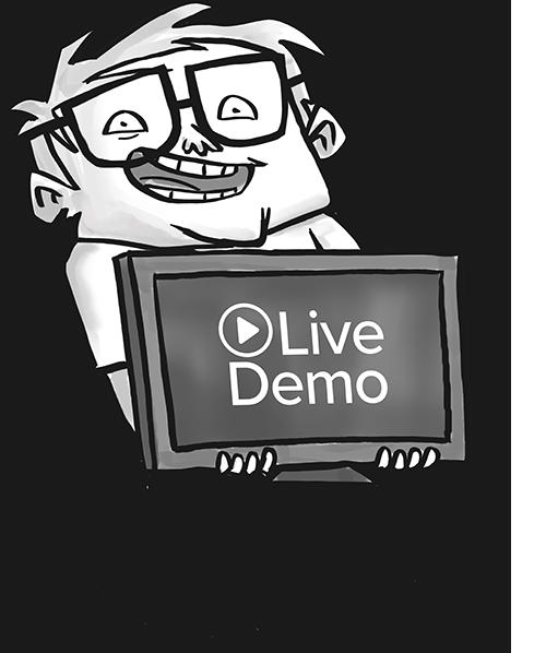 Sysadminotaur Live Demo