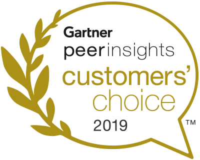 Gartner peerinsights customers' choice
