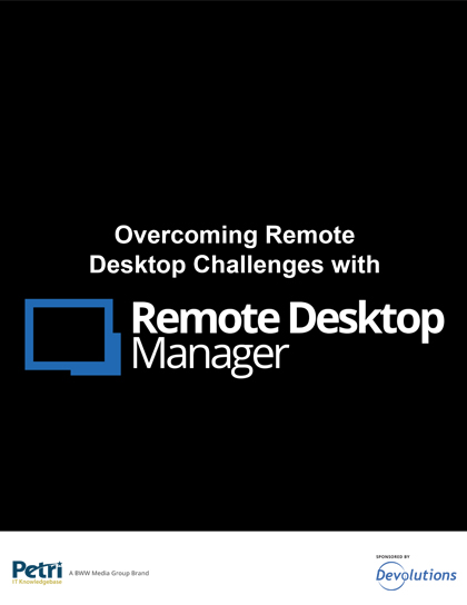 Overcoming Remote Desktop Challenges with RDM