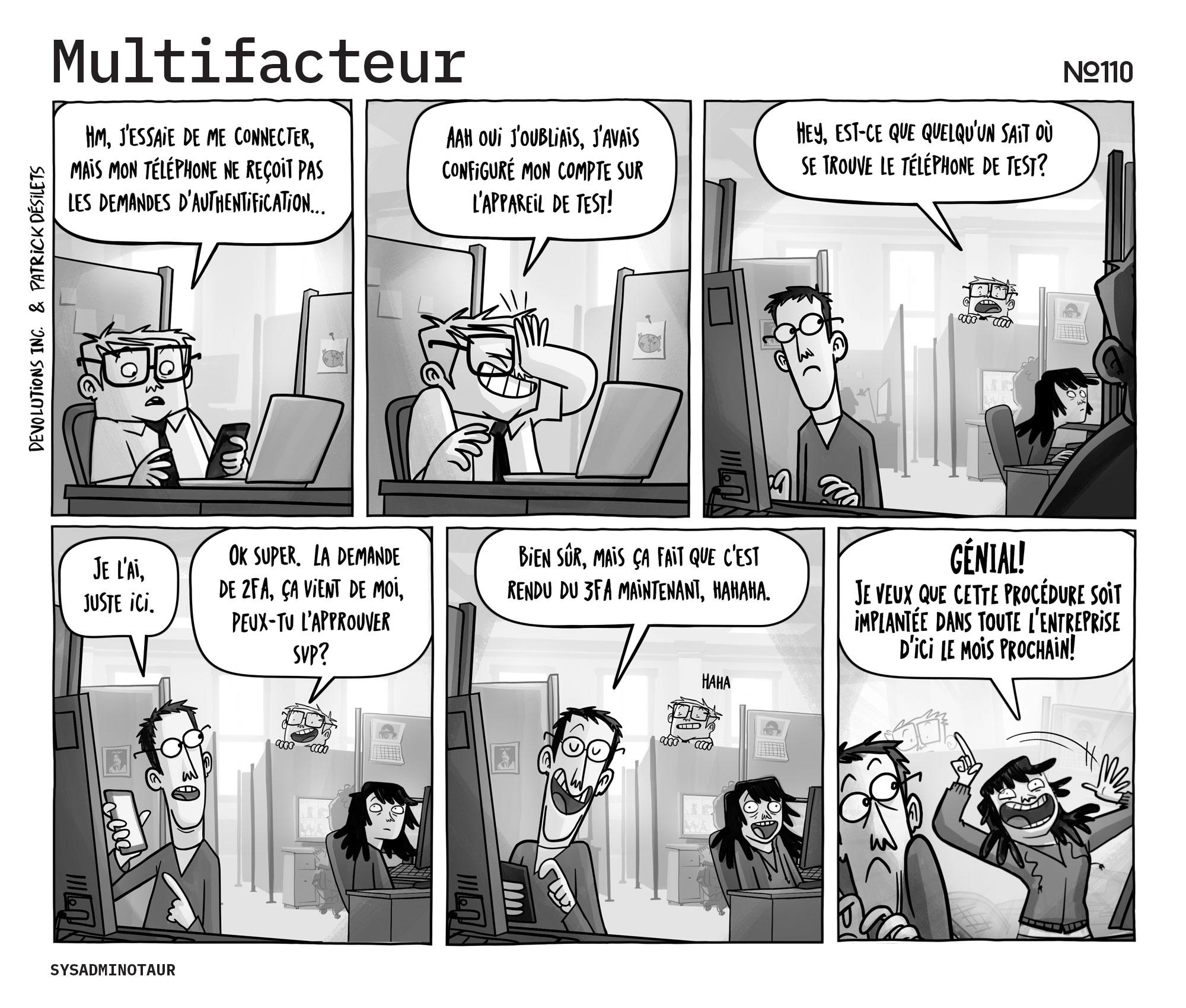 110 multifacteur